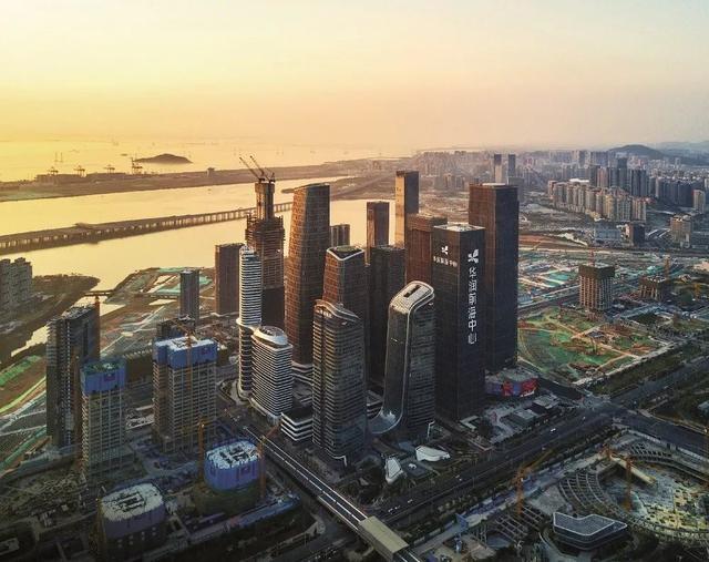 新冠肺炎疫情在国内可控后,深圳房价开始领涨全国