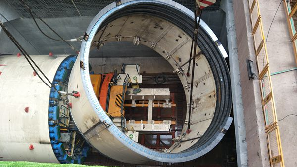 广州地铁十八号线10台盾构机均完成施工任务