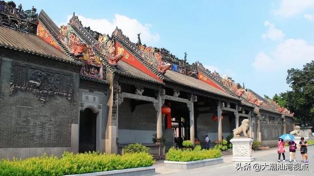 广东十大著名古建筑,快来涨涨见识吧!