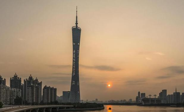 广东十大地标建筑,全是广东的象征性建筑!